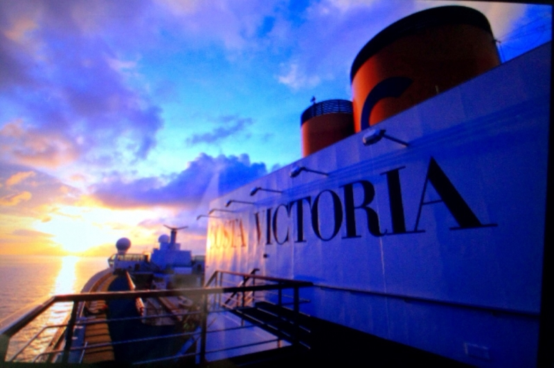 CRUISE TRIP by Costa Victoria (Singapore + Malaysia)